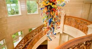 Merdivenleri Canlandıran Sıradışı Eklektik Tasarımlar (1)