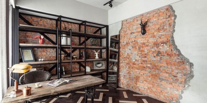 Eski Bir Evin Yenilenme Projesi