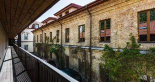 Litvanya'da Çağdaş Residence Tasarımları (1)