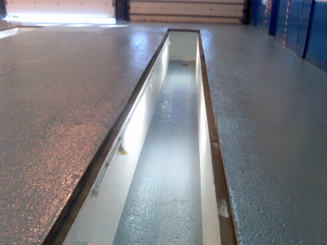 Epoxy Garage Floor Expansion Joints Anti Slip Coatings Project Photo Gallery Resimac Ltd Resimac
