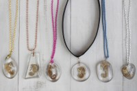 DIY: Seahorse Resin Pendant! - Resin Crafts
