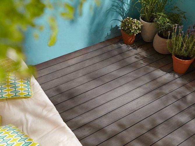revêtement terrasse pas cher  quel revêtement pas cher choisir pour - Prix D Une Terrasse Beton