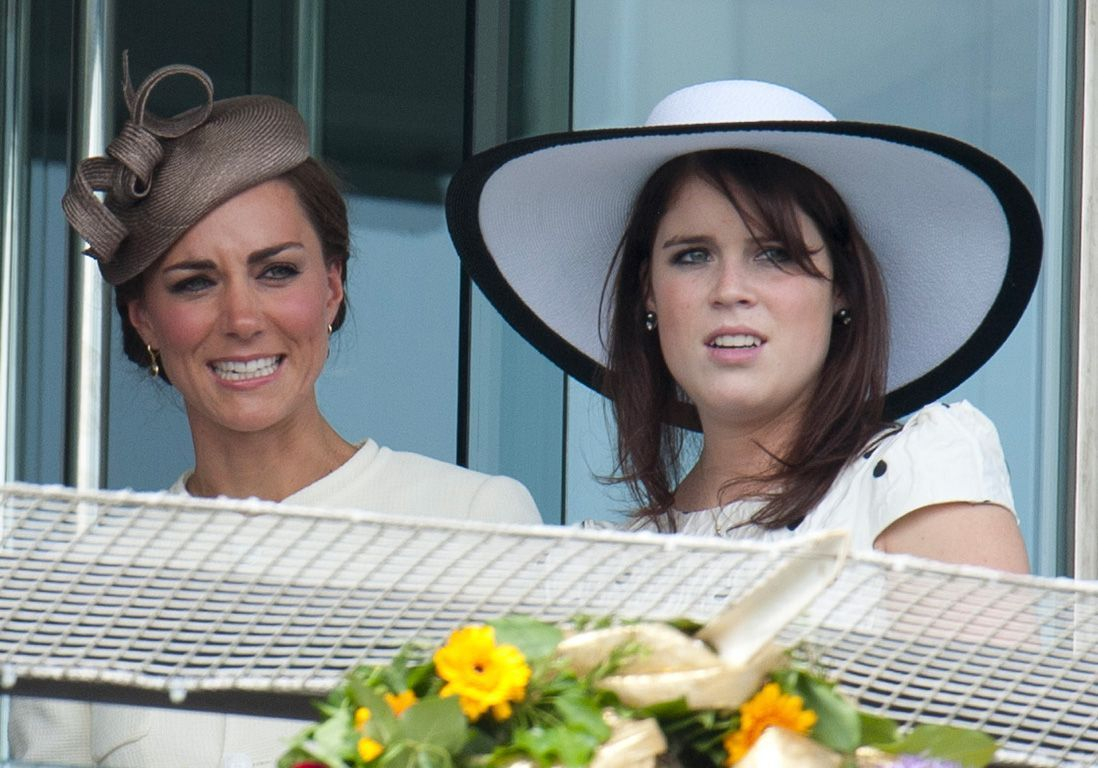 Kate Middleton Pourquoi La Princesse Eugenie La Déteste Elle