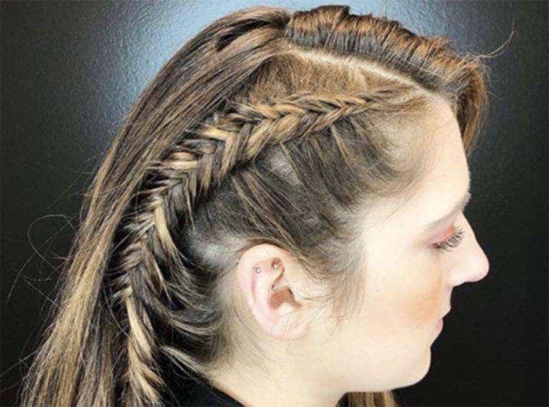 faire un jolie cv pour responsable de salon de coiffure