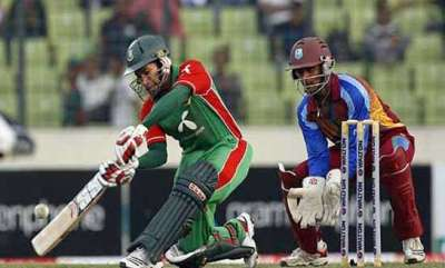 West Indies vs Bangladesh T20 rained out | Cricket News – India TV
