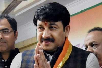 AAP leaders meet police commissioner; demand FIR against Delhi BJP chief Tiwari | India News ...