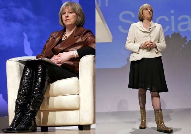 5 Best Looks Of Theresa May The Stylish Pm Of United Kingdom
