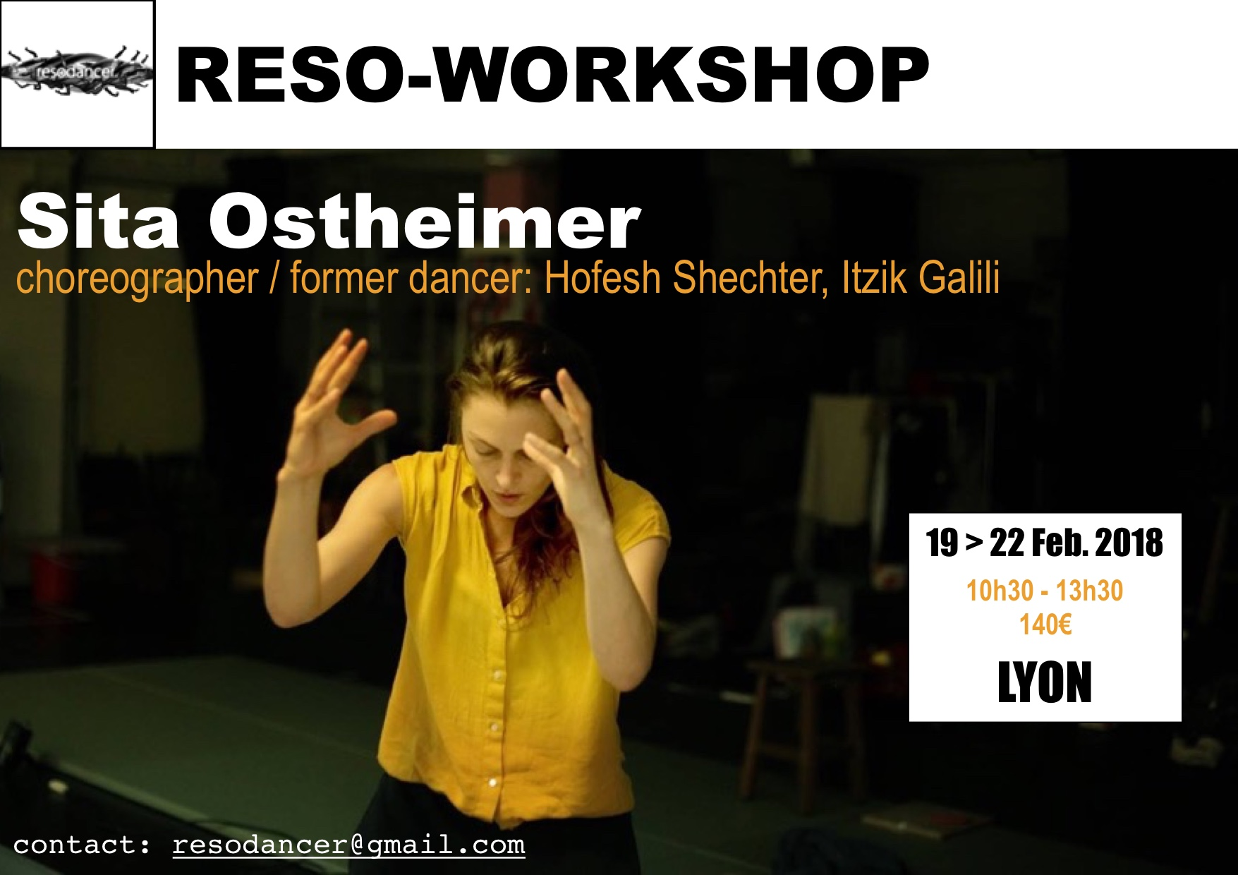 Reso-Workshop Sita Ostheimer
