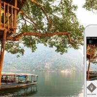 Luciole : compagnon de voyage sur mobile par Comptoir des Voyages