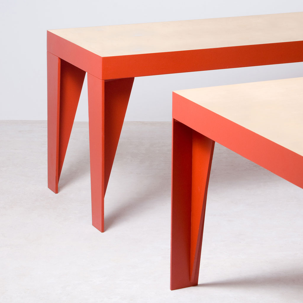 12mm Multiplex Table System Leipzig I R E S O L U T D E S I G N
