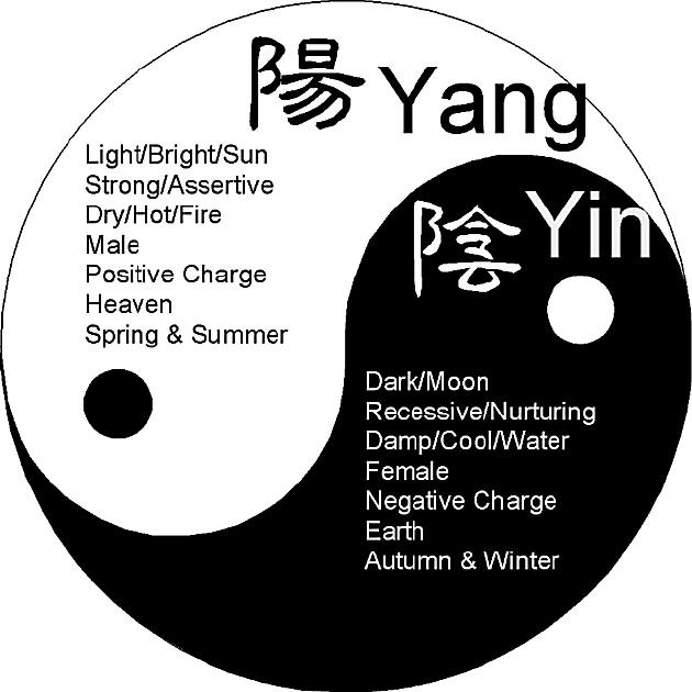 Yin and Yang Dating, How Your Affinity Affects Your Dating Life