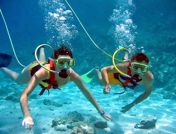 Hookah Wallpaper Full Hd Snuba Diving Snuba Dive In Belize With Grand Caribe Belize