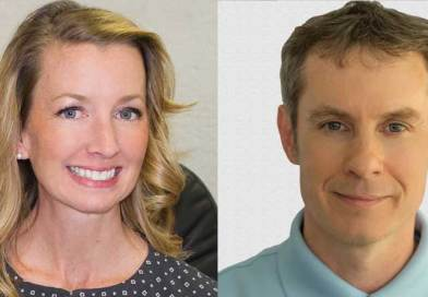 Top Team Members: Heather and Keith