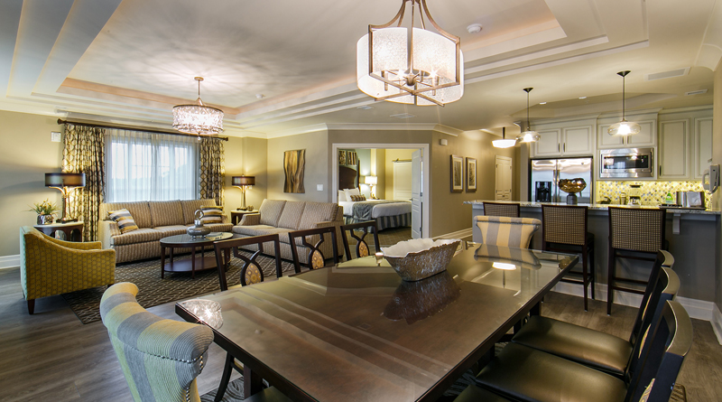 Holiday Inn Club Vacations 174 Brand Opens Luxury Tier