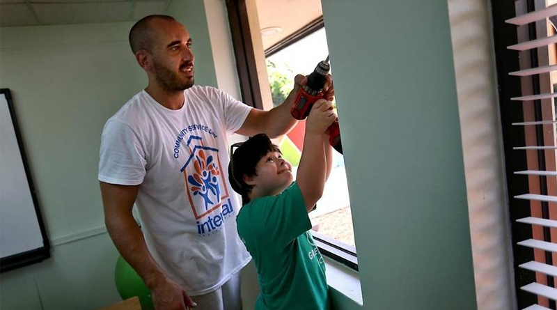Family-owned special needs school gets makeover from Interval International