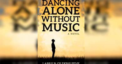 Timeshare veteran Larry Gildersleeve's novel,  Dancing Alone Without Music, on Amazon bestseller list