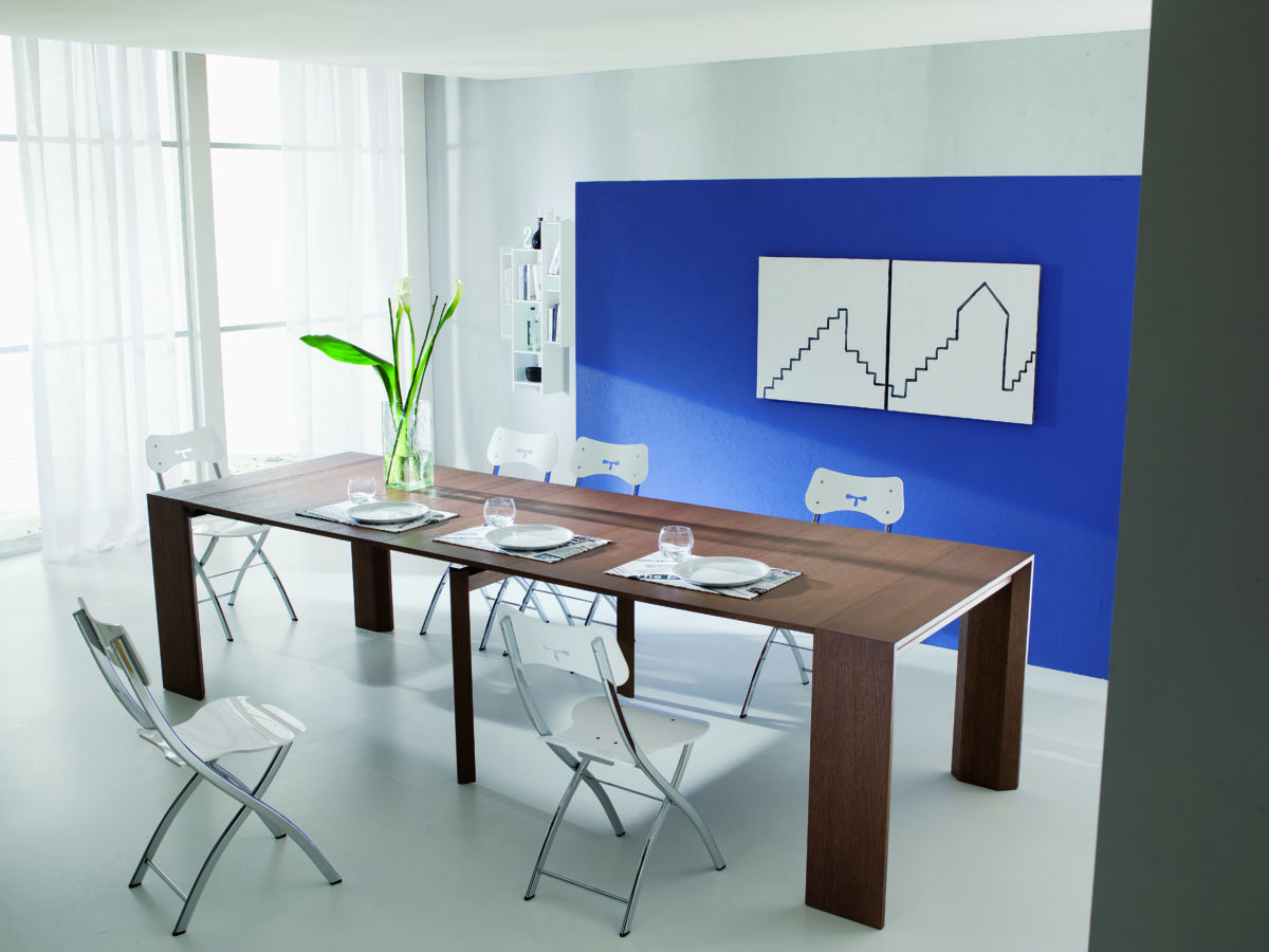 Console 3 Suisses Goliath Transforming Console Dining Table Resource Furniture
