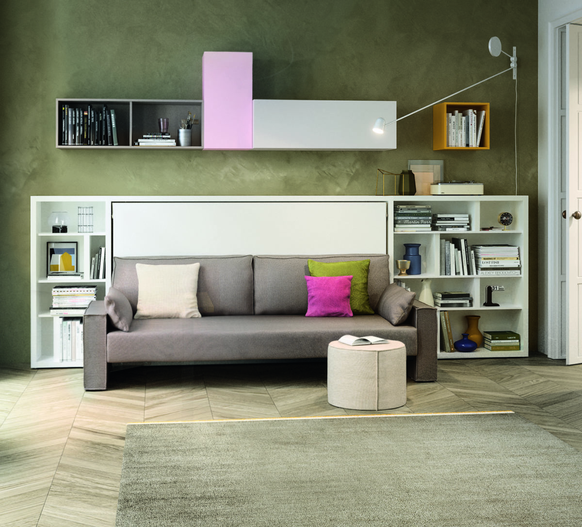 Large Sofa Beds Everyday Use Sofa Beds Vs Wall Beds Resource Furniture