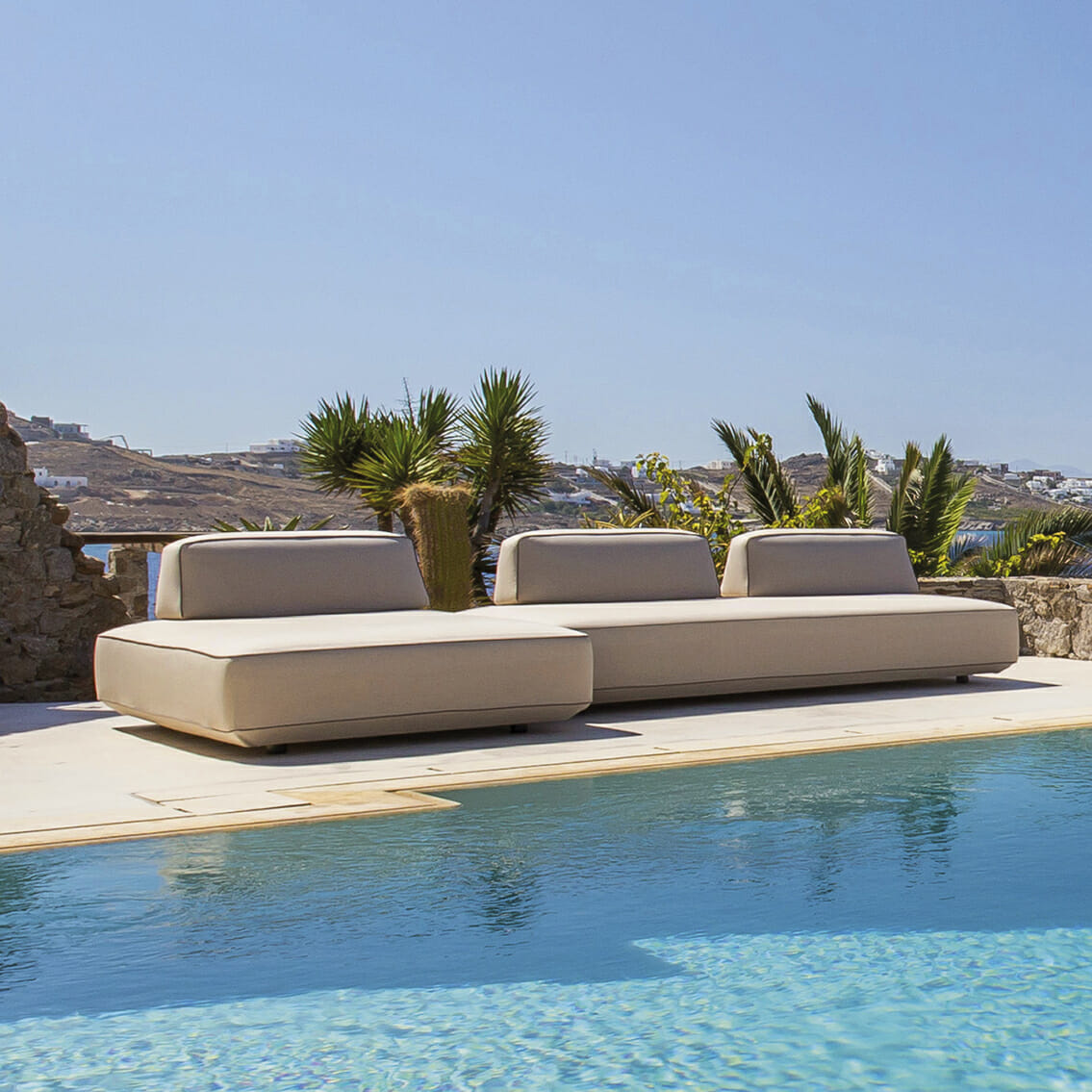 Outdoor Sofa Flex Outdoor Sofas And Sectionals Resource Furniture