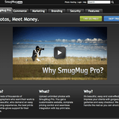 Why Photographers Like You Use SmugMug Pro?