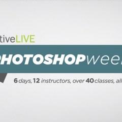 creativeLIVE Photoshop Week