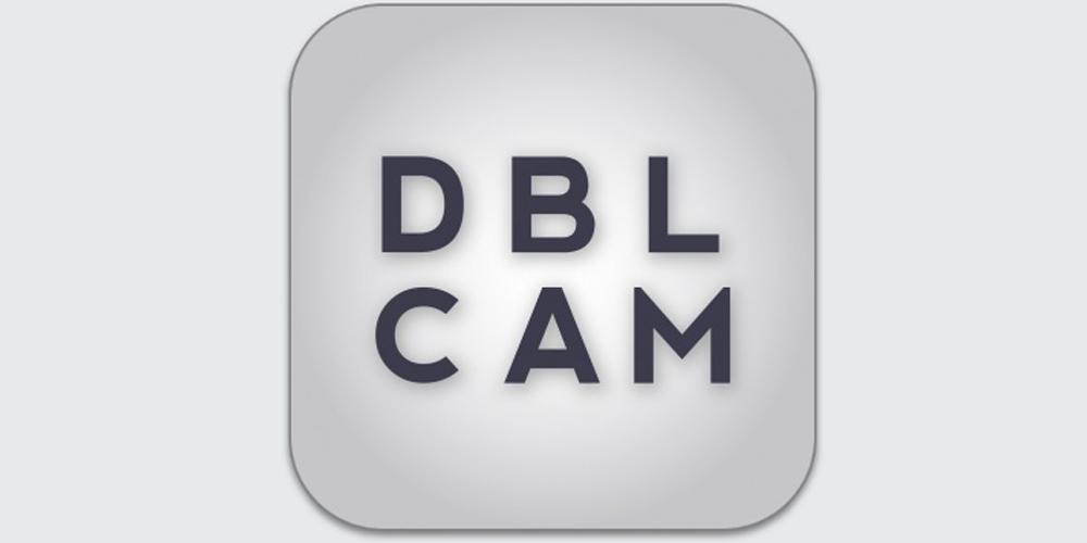 dblcam app now in app store resource magazine