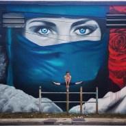 Street Art and Yoga Fills Soren Buchanan's Instagram with Meditative Visuals