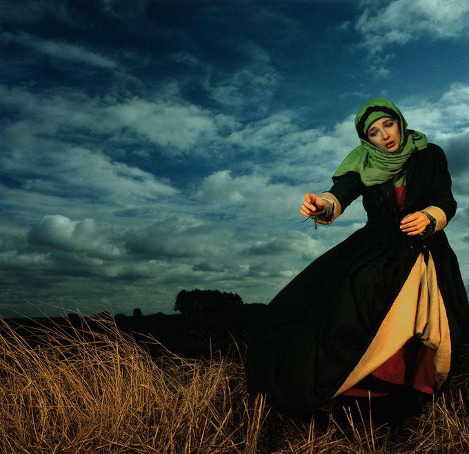 Kate Bush © Brian Griffin