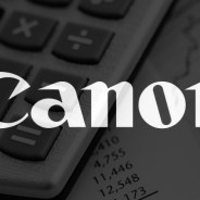 Canon Shows Third Quarter Profits Dropped 21 Percent
