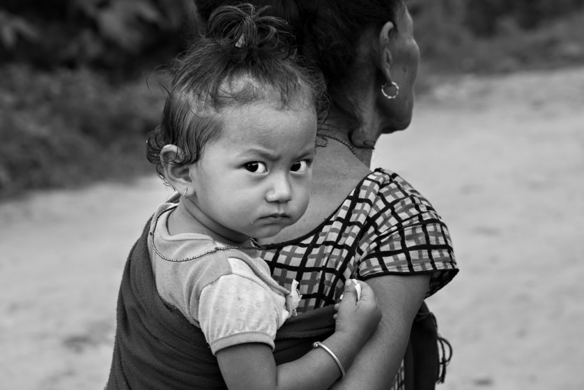 Baby's Care / © Suman Acharya - EyeTime 2015 Finalist - Emerging Talent