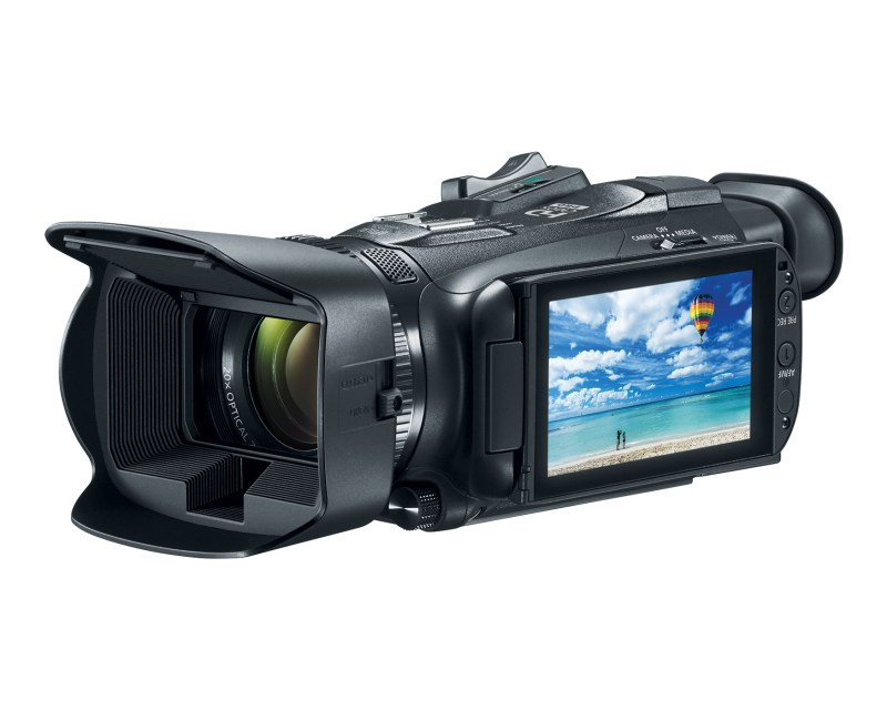Large Of Canon Hf R700