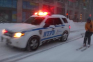 How Casey Neistat Filmed 'Snowboarding With The NYPD'