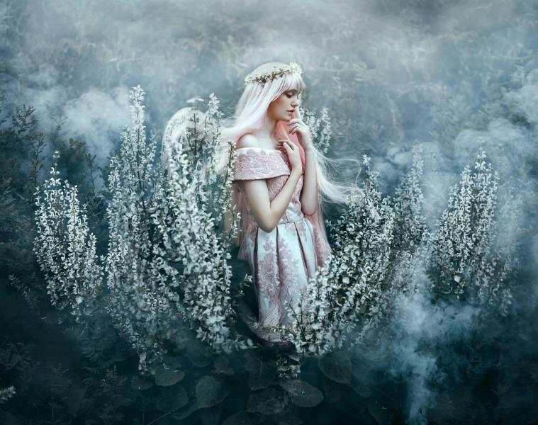 """Under Your Spell,""  © Bella Kotak"