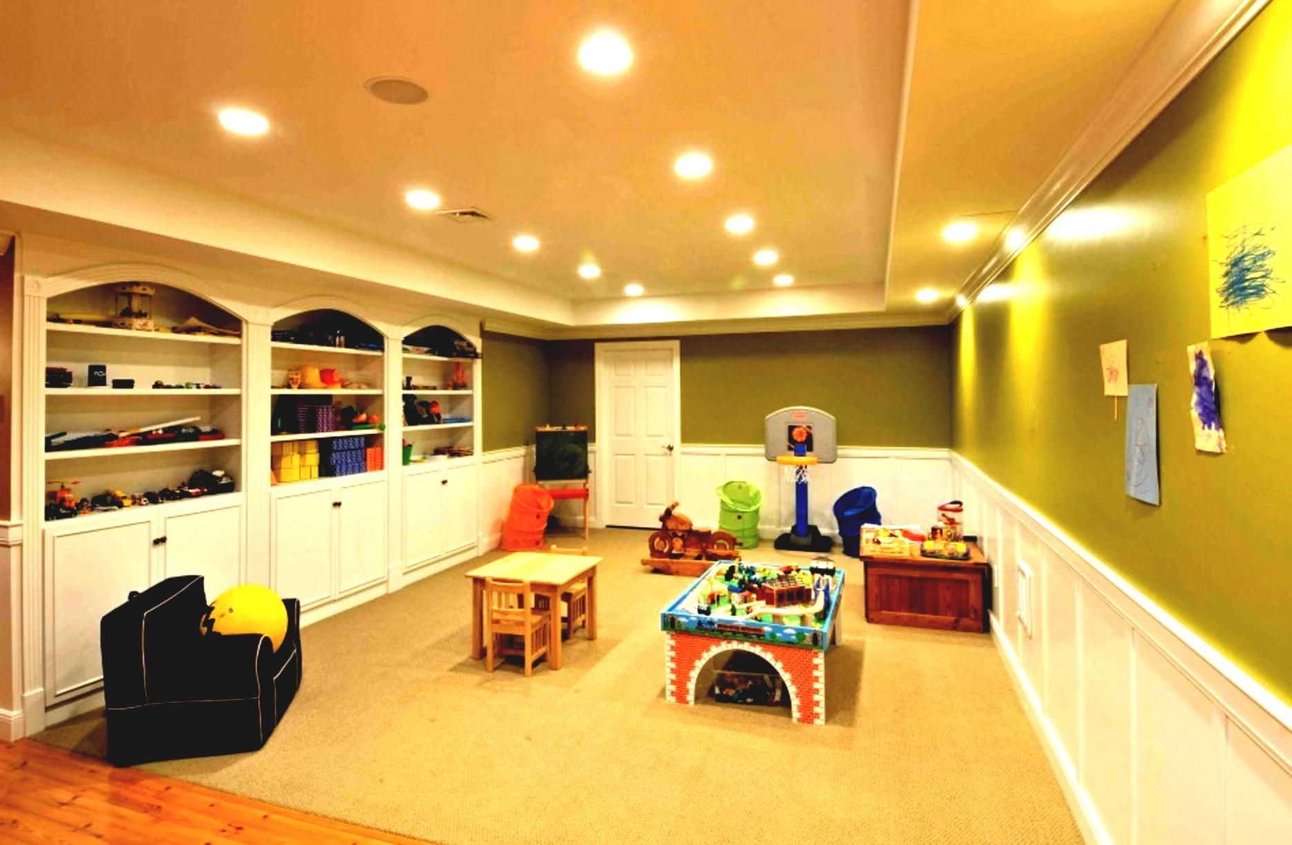 Basement Ideas For Kids Basement Remodel With Kids Playroom Resource Remodeling
