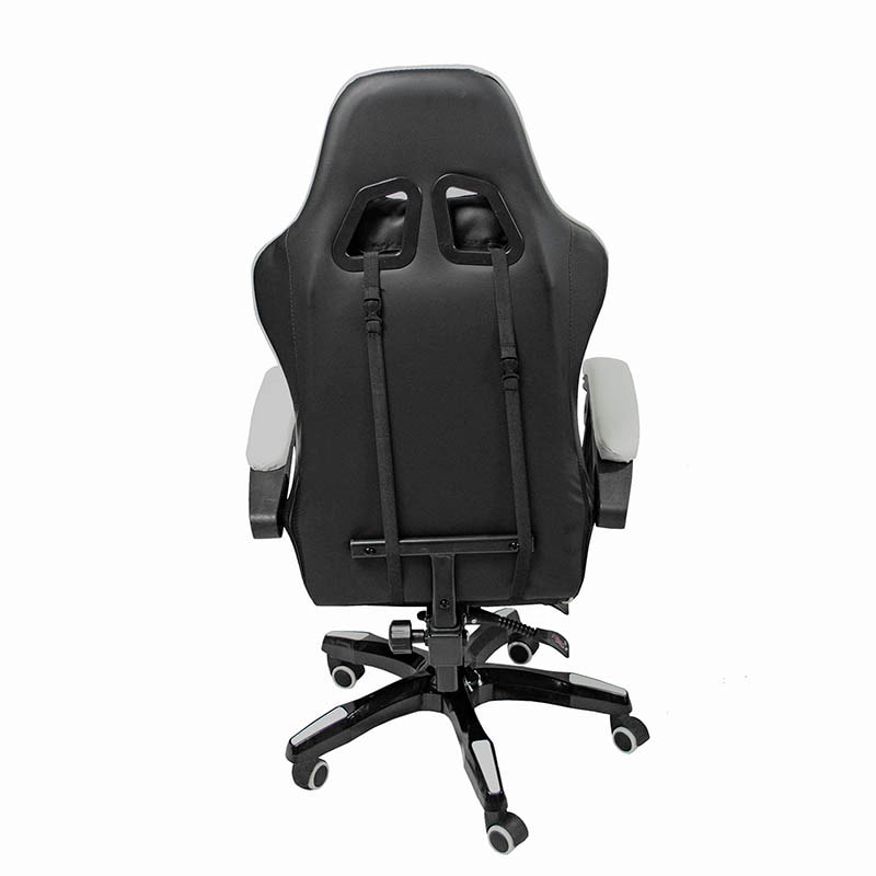 Silla Ergonomica Pc Silla Gamer Consola Pc Ergonomica Reclinable Blanco
