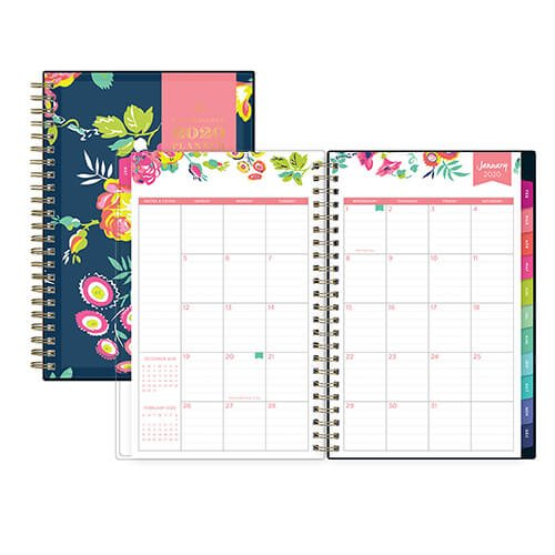 Blue Sky Day Designer CYO Weekly/Monthly Planner BLS103620
