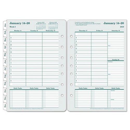 Free Franklin Planner Templates Organized Pinterest Franklin