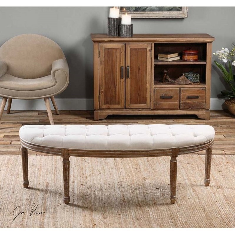 Seldens Home Furnishings - bench for living room