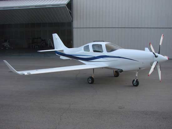 Used Aircraft Sale Lancair Iv-p Specifications, Cabin Dimensions, Speed - Lancair