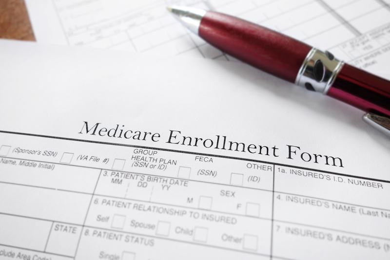Medicare-Enrollment-Form - Resources Medicare Solutions - Medicare Form