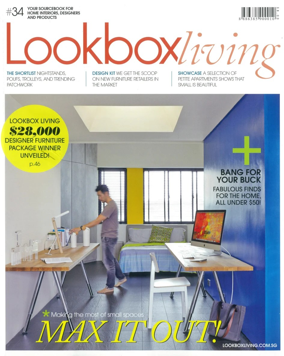 Zenki Haus Design Haus Furnishing Featured On Lookbox Living Magazine Haus