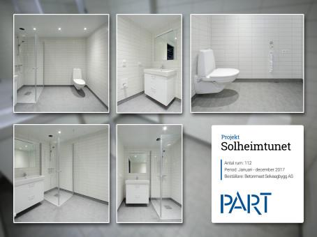 Referensrum Solheimtunet – 1 av 112 rum