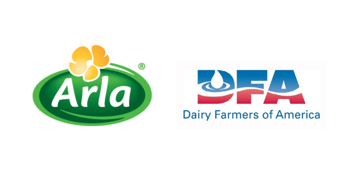 New cheddar cheese joint venture with Dairy Farmers of America Arla - new farmers of america