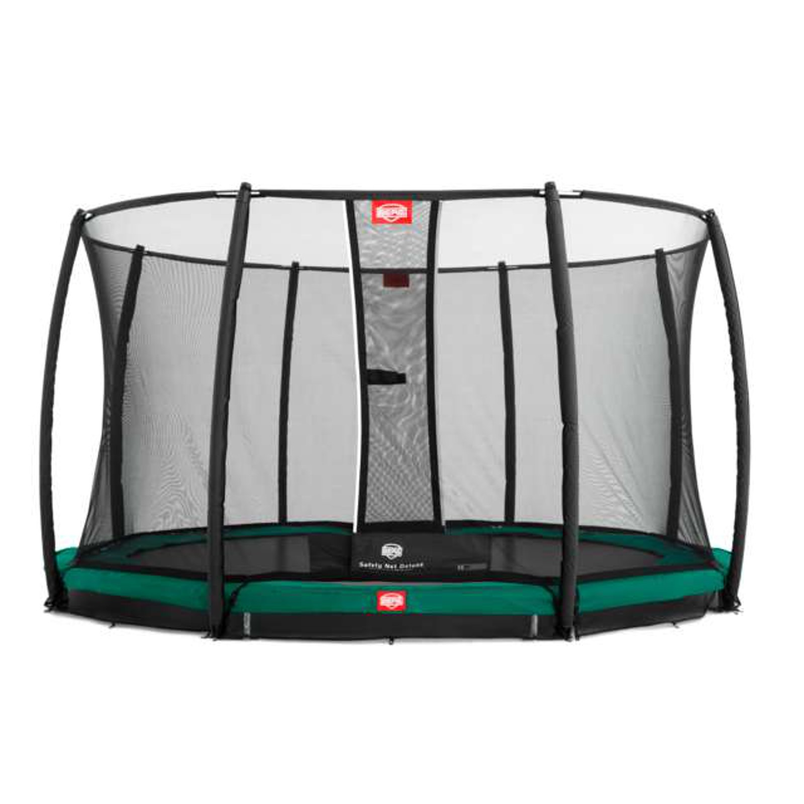 Berg Trampoline Berg Trampoline Inground Favorit Incl Safety Net Deluxe