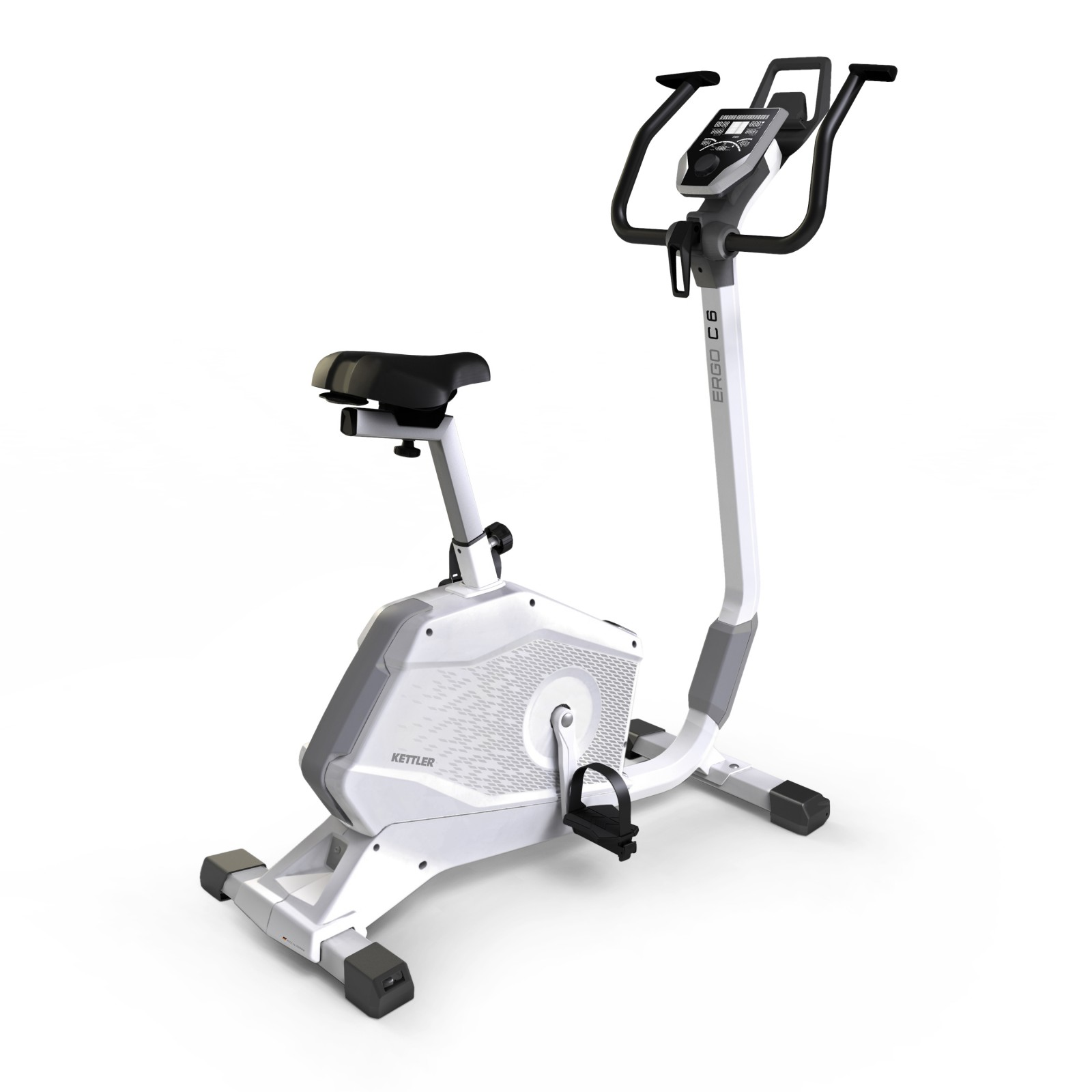 Kettler Fitness Kettler Exercise Bike Ergo C6
