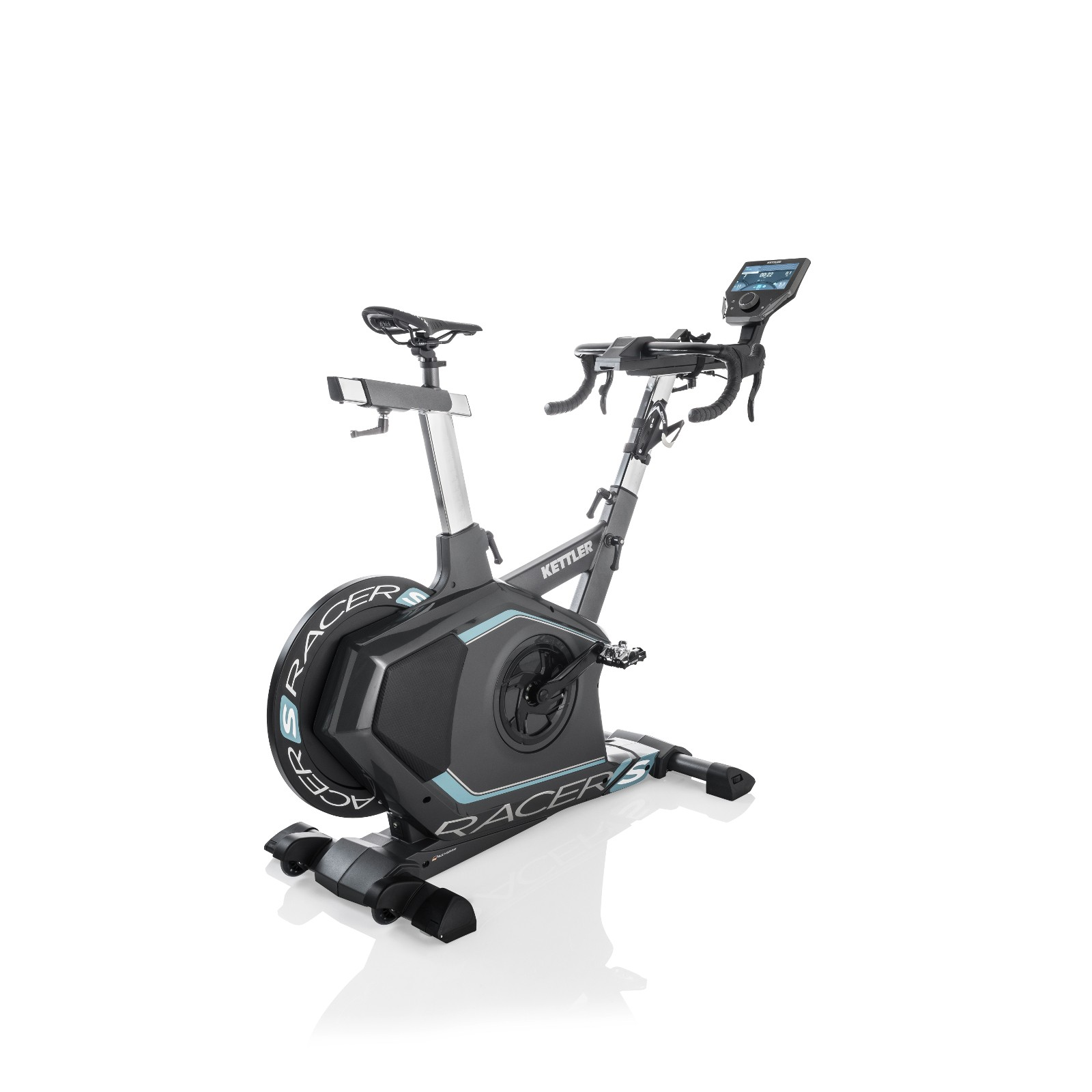 Kettler Fitness Kettler Exercise Bike Racer S Incl Kettler World Tours 2