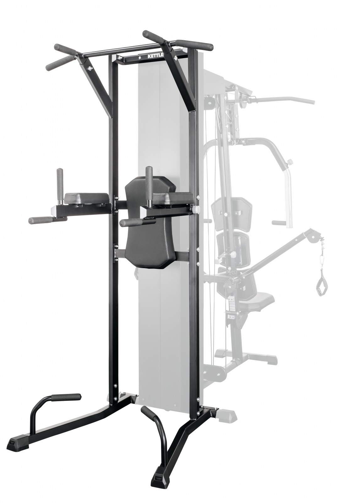 Kettler Fitness Kettler Kraftstation Kinetic Dip Station Sport Tiedje