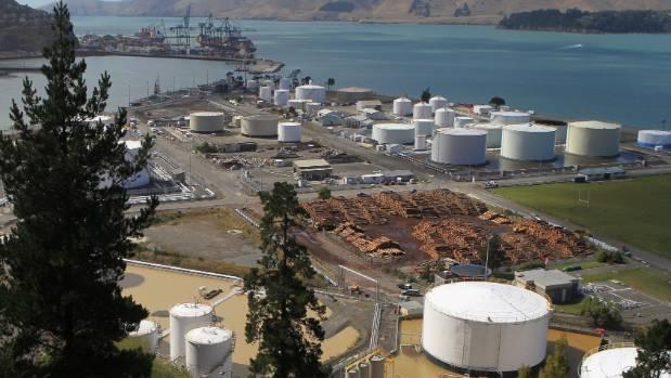 Oil Companies Want Cruise Ship Berth Off Lyttelton Port