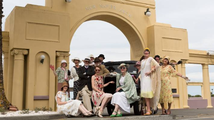 Heading To Napier This Weekend For The Art Deco Festival - Deco Festival