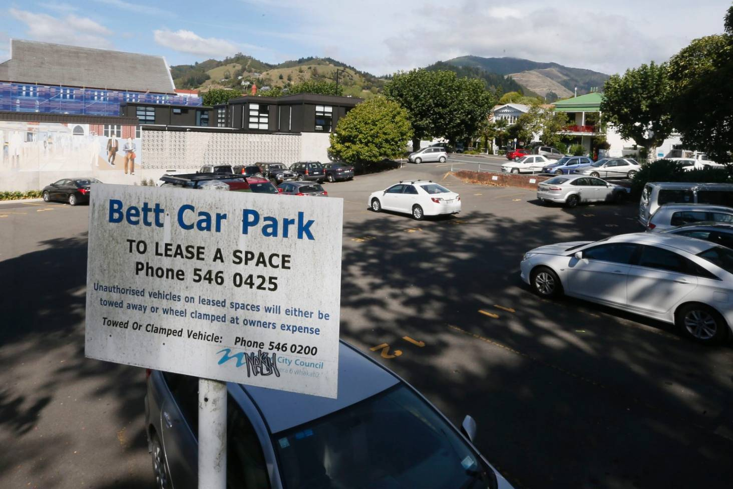 Bett Sale Nelson Residents Shut Out Of Bett Carpark Sale Deliberations